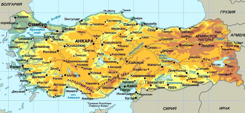 карта грузии на русском языке подробная скачать - фото 10