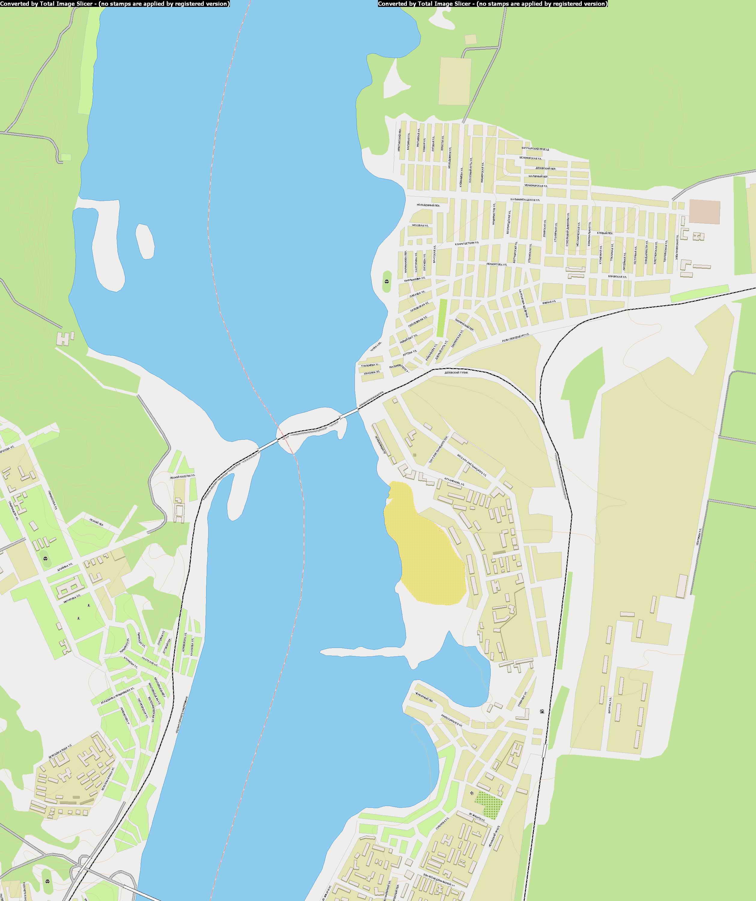 gps воронеж карта: