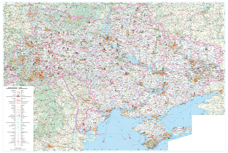 Дороги России С Маршрутизацией Топо Версия 4.05