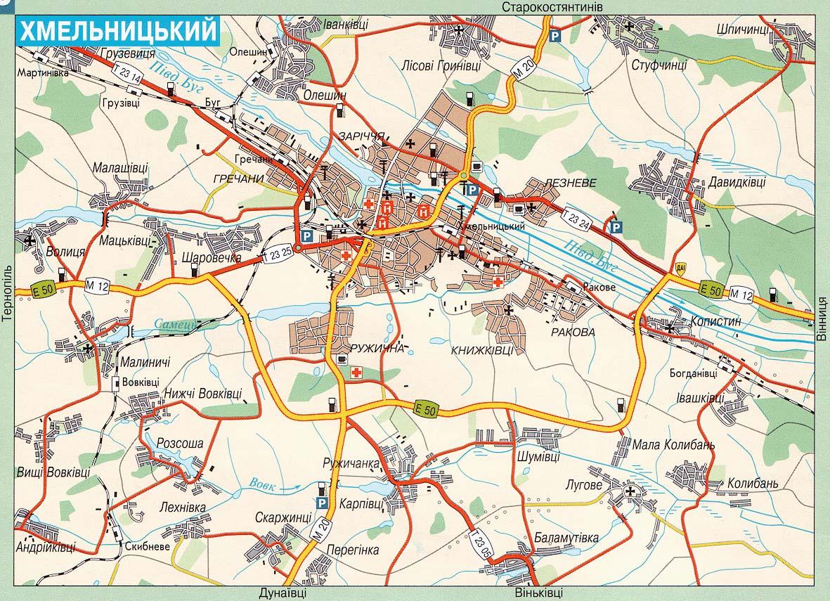 карта великий александров виньковецкий трактует