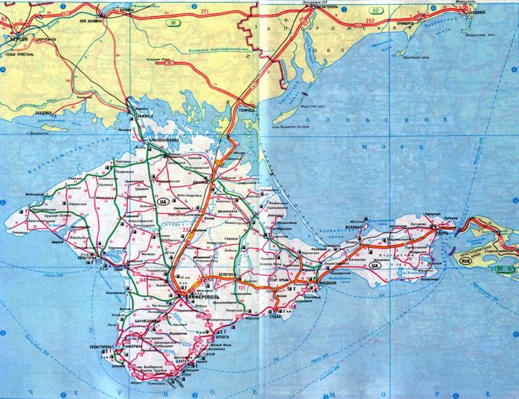 скачать карту украины для навигатора навител