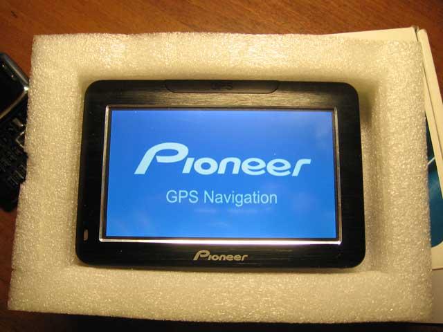 инструкция по эксплуатации навигатора пионер 4321