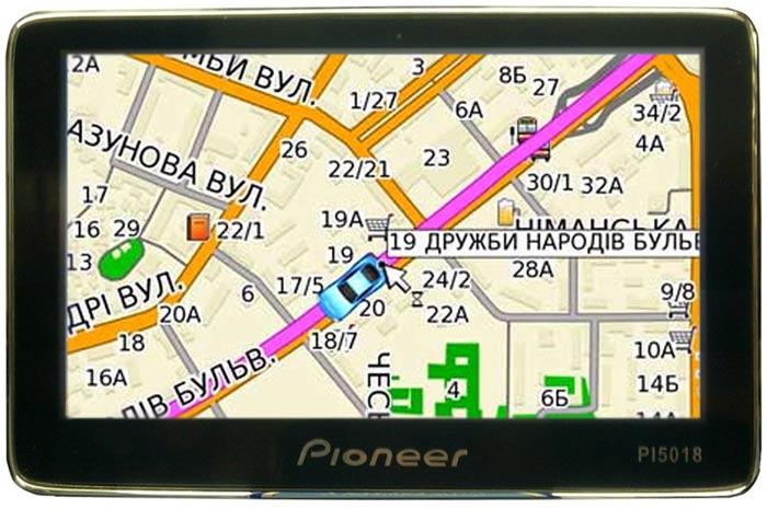 Инструкция Gps Навигатор Pioneer 5001 Bt