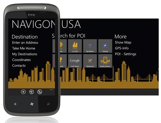 gps приложения для смартфонов: