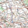 Топографические карты (карты генерального штаба) Украины, Беларуси и Молдовы 1:1000000