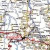 Новый (современный) атлас автомобильных дорог России. Карты автодорог России. Все республики и области.