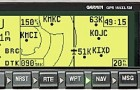 Авиационный навигатор GPS 155XL