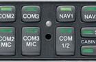 Аудиопанель GMA 340