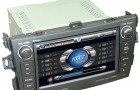 Toyota Corolla DVD TV GPS навигация Bluetooth 2-DIN
