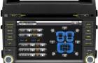 Toyota Land Cruiser 200 DVD TV GPS навигация Bluetooth 2-DIN