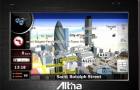GPS навигатор Altina A1500