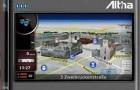 GPS навигатор Altina A900