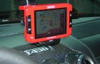 GPS навигатор Becker traffic assist pro fitted on Ferrari F430