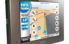 GPS навигатор Ergo 735