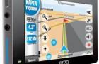 GPS навигатор Ergo 643