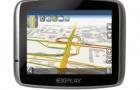 GPS навигатор Explay PN-910