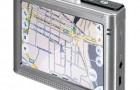 GPS навигатор Global Navigation GN3566