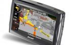 GPS навигатор GlobalSat GC-560
