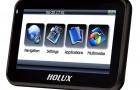 GPS навигатор Holux GPSmile 62G