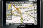 GPS навигатор JJ-Connect AutoNavigator 340