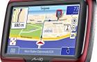 GPS навигатор Mitac Mio Moov M400
