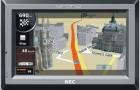 GPS навигатор NEC GPS 434