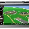 GPS навигатор NEC GPS-701