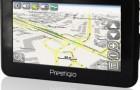 GPS навигатор Prestigio GeoVision 5120 BT