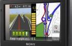 Автонавигатор Sony NV-U94T