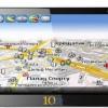 GPS навигатор Tenex 43 F 2011