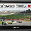 GPS навигатор xDevice microMAP- Interlagos HIT