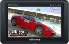 GPS навигатор xDevice microMAP- Monza DeLuxe