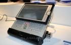 Gigabyte M704 – UMPC-слайдер с GPS-приемником.