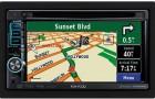 Подробнее об автомобильной 2-DIN GPS системе Kenwood DNX6140
