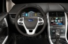 MyFord Touch дебютировал в Ford Edge и Lincoln MKX