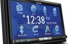 Новый автомобильный мультимедийный центр Philips CED1700