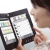 Компания Nec представила на выставке CES 2011 планшет-книжку LT-W Cloud Communicator