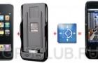 Держатель для iPod Touch — Dual GPS