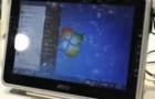 GPS навигация на CES 2011. MSI представляет планшет WinPad 100A