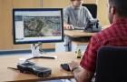 Контроллер Trimble TSC3 позволяет геодезистам собирать, публиковать и передавать информацию