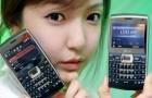 LG Electronics выпустил смартфон GW550 с GPS на платформе WM 6.5