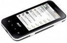 Acer на конгрессе Mobile World Congress представила новый смартфон на базе Android – beTouch E400.
