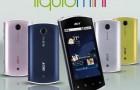 GPS навигация на CES 2011. Смартфон Liquid Mini от Acer.