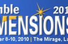 Конференция Trimble Dimensions 2010