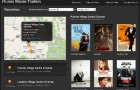 Компания Apple открыла сайт Trailer Showtimes, рассчитанный на работу с использованием устройств Apple