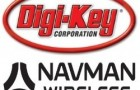 Корпорация Digi-Key заключила договор поставки комплектующих GPS-оборудования с Navman Wireless