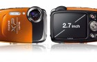 GPS навигация на CES 2011. Фотокамера Fujifilm FinePix XP30 с GPS