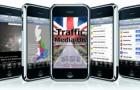 Traffic Media UK — приложение мониторинга трафика для iPhone