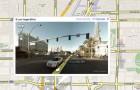 Google Street View укажет направление по фотографии.