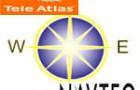 NAVTEQ и Tele Atlas улучшили картографию Уругвая и Аргентины.